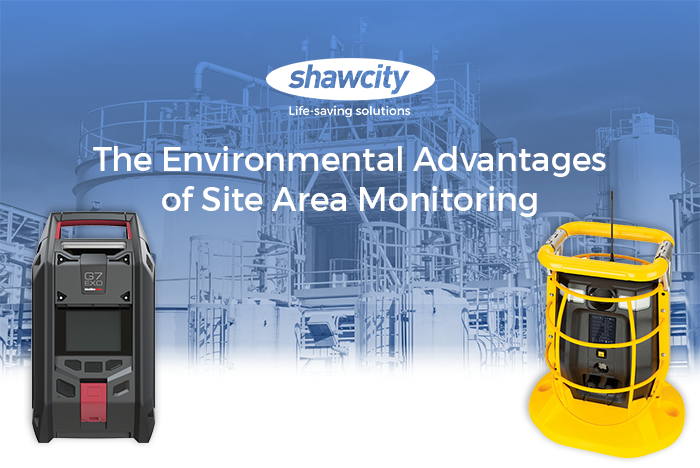The Environmental Advantages of Site Area Monitoring
