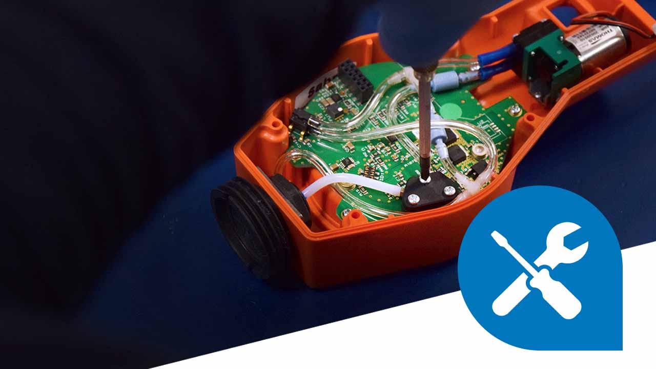 Maintaining your gas monitoring instrumentation fleet